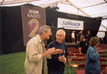 Nic Jones and Tony Rose, Sidmouth 2000