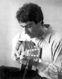 Nic Jones - British Folk Singer and Guitarist
