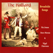 Broadside Songs - The Halliard