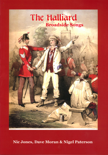 Broadside Songbook - The Halliard