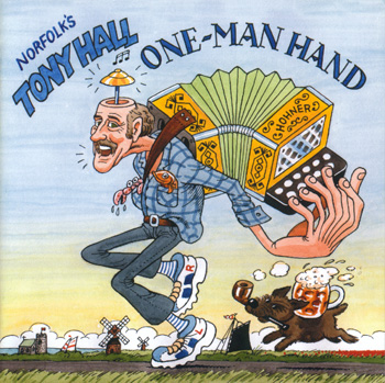 One-Man Hand - Tony Hall